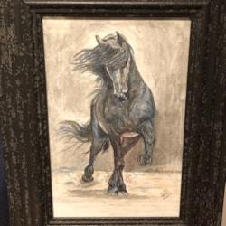 Jo's Horse
