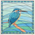 Kingfisher by Margaret Mallows