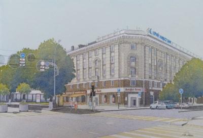 Krasnaya Street Apartments, Krasnodar