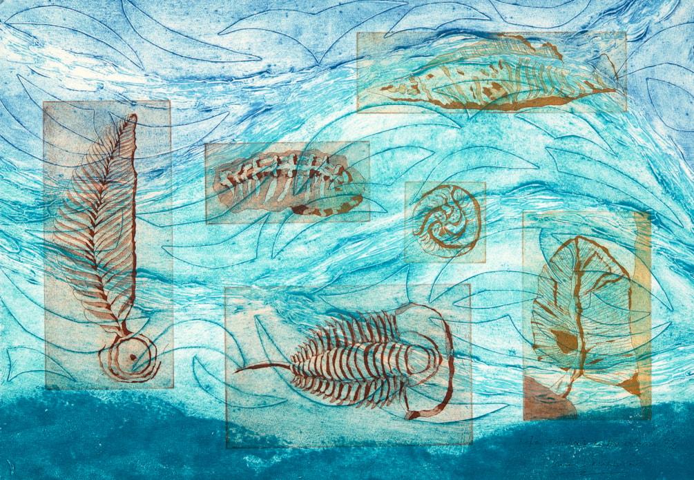 Life Evolves in the Ocean
