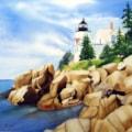 Lighthouse, New England