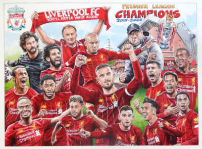 Liverpool for Artist