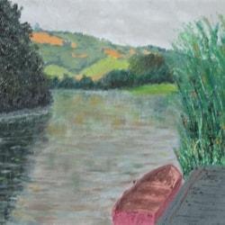Llangorse Lake - Drizzle