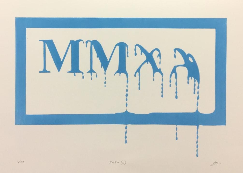 MMXX II by Margaret Mallows