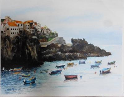 Madeira harbour