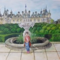 Me at Waddesdon Manor House April 2020