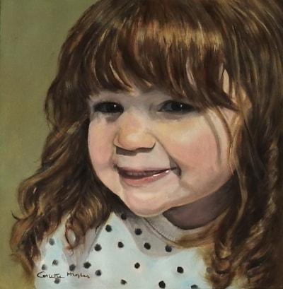 Megan by Collette Hughes