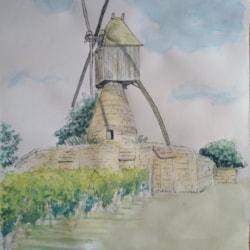 Moulin de la Tranchee