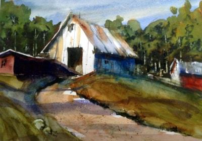 Mr Svennsons White Barn 15x22 300dpi