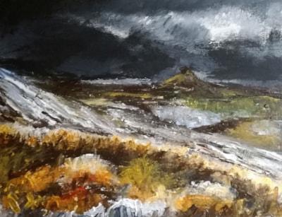 Mt William from Tumbledown
