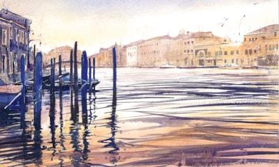 Murano Venice.sunset s