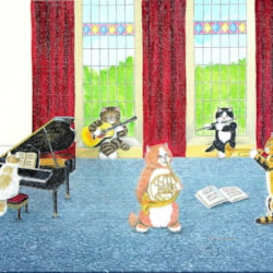 Music Room XXX