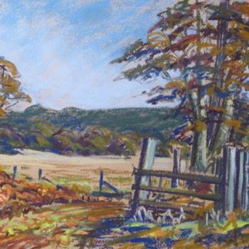 Near Lowna Farm