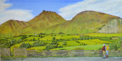 Newlands and Causey Pike