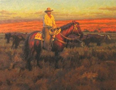 Nighthawk, 14 x 18 oil on canvas 469x600