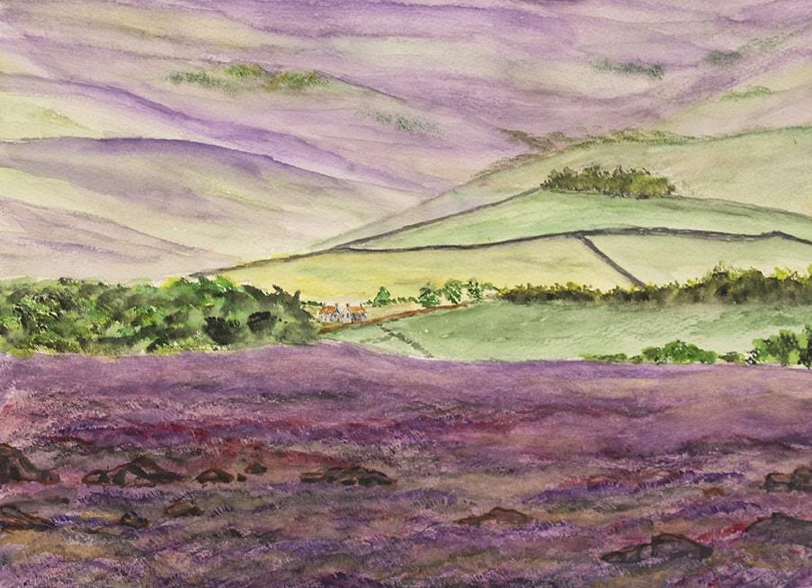 North Yorkshire Moors 72dpi