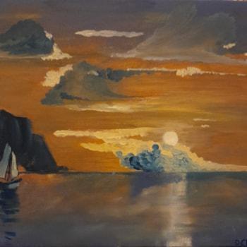 OIL PRACTICE_SEASCAPE JAN 21