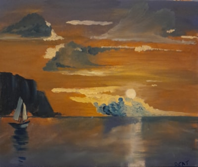 OIL PRACTICE_SEASCAPE JAN 21