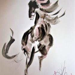 ORIENTAL HORSE 2