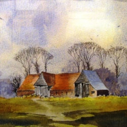Old Barn, Farnham Common, Bucks