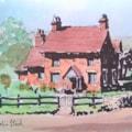 Old Farm House, Hill farm, Woolstone.
