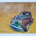 Old Ford Truck '21-803551