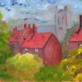 On a Dorset Painting Break