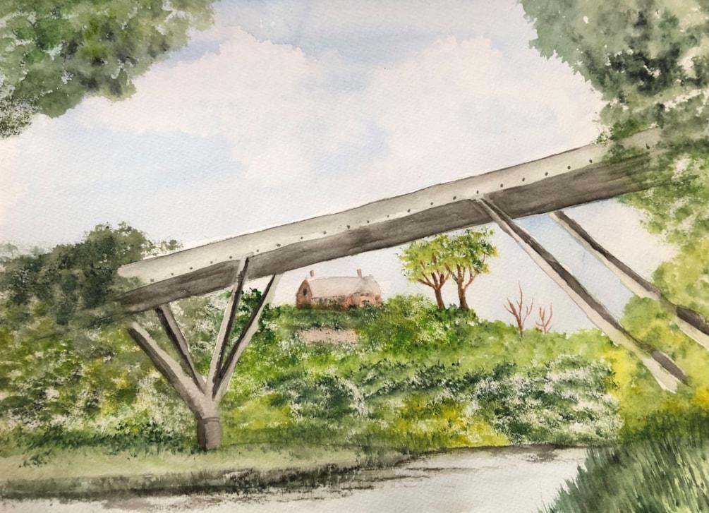 Ove Arup Bridge