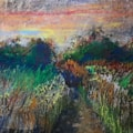 Path in the long grass-2