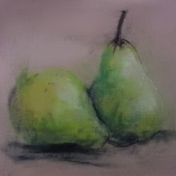 Pears by Collette Hughes