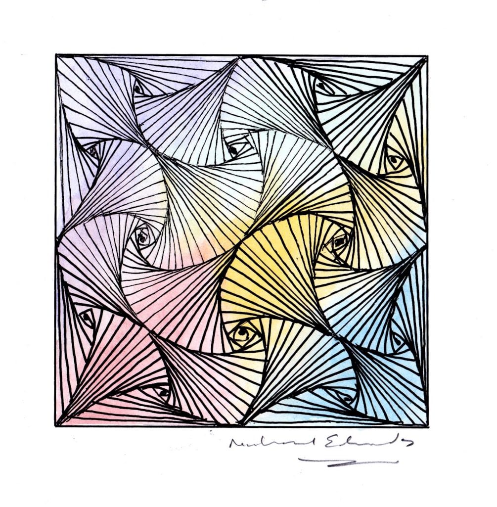 Pen Abstract 11
