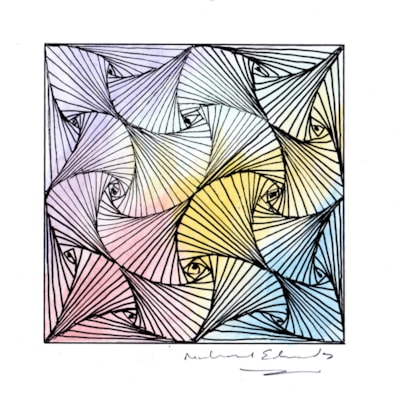 Pen Abstract 11