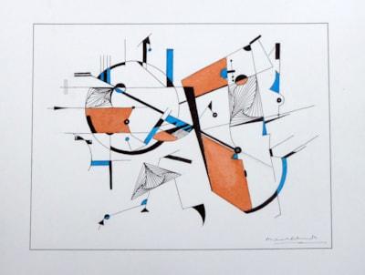 Pen Abstract 31