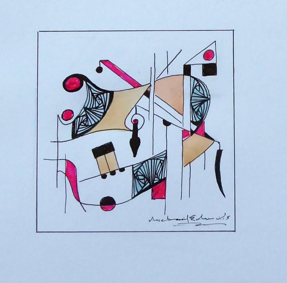 Pen Abstract 32