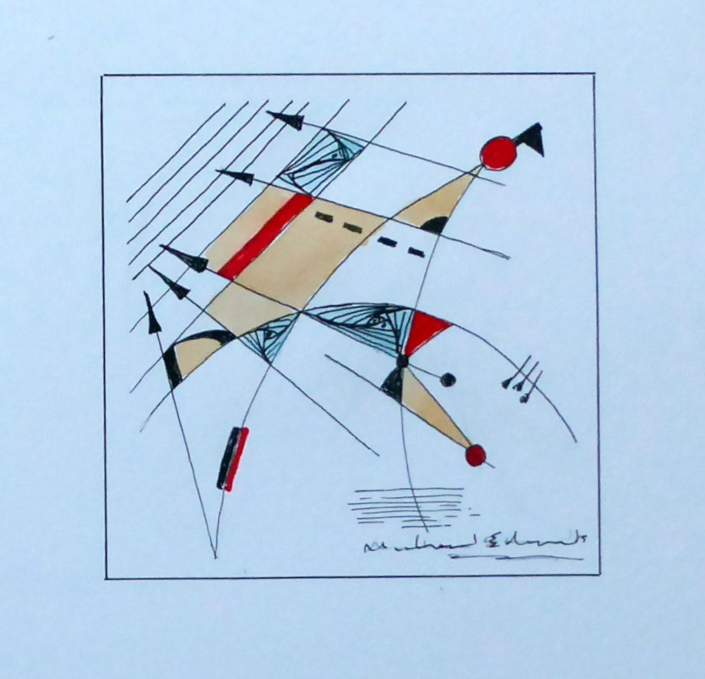 Pen Abstract 33