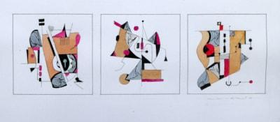 Pen Abstract 34