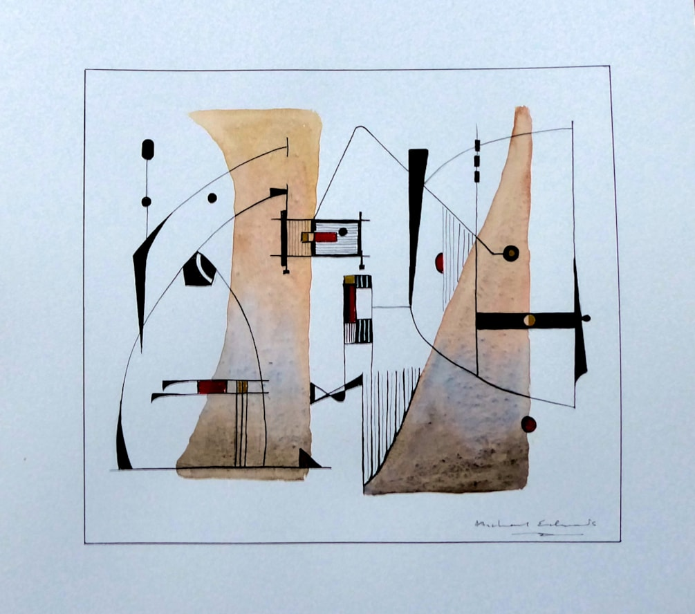 Pen Abstract 39