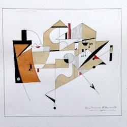 Pen Abstract 40