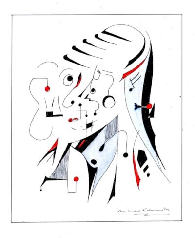 Pen Abstract 47