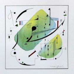 Pen Abstract 56