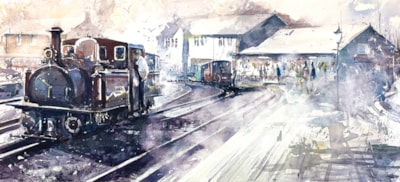 Porthmadog station 2021s