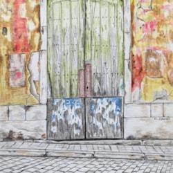 Portuguese Doorway_3160