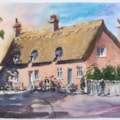 Prospect Cottage, Finchingfield, Essex.