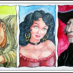 Quasimodo trio