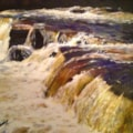 Red Falls Sept 18 £650 (G)