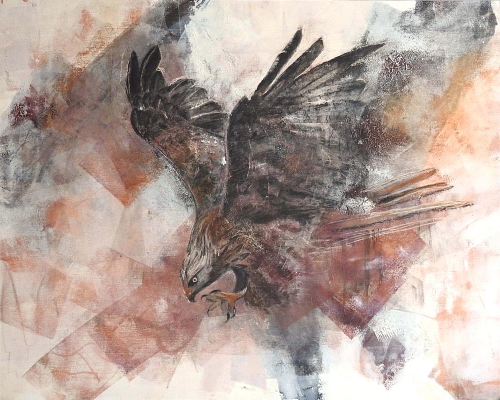 Red Kite_Collette Hughes_2021