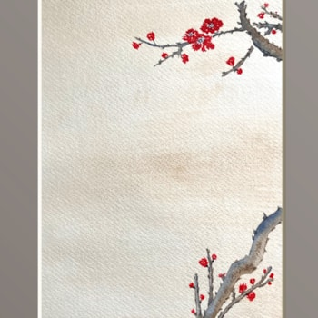Red plum blossom_2F