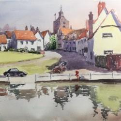 Reflections, Finchingfield