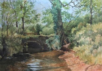 River Axe Wookey Hole 1