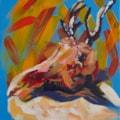 Roe Deer Skull Demonstration in the Artist.